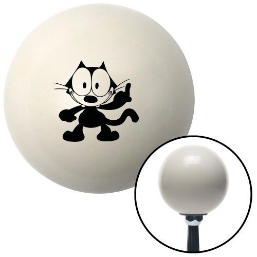 Felix The Cat Middle Finger Shift Knobs instructions, warranty, rebate