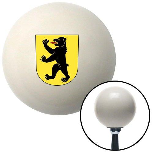 Berlin Bear on Yellow Crest Shift Knobs instructions, warranty, rebate