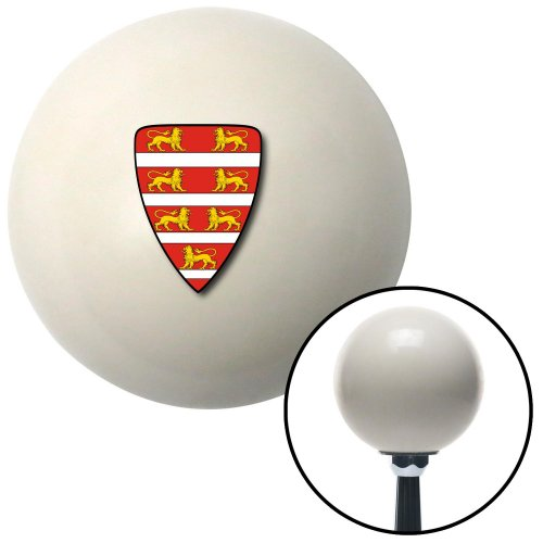Lions Coat of Arms Shift Knobs instructions, warranty, rebate