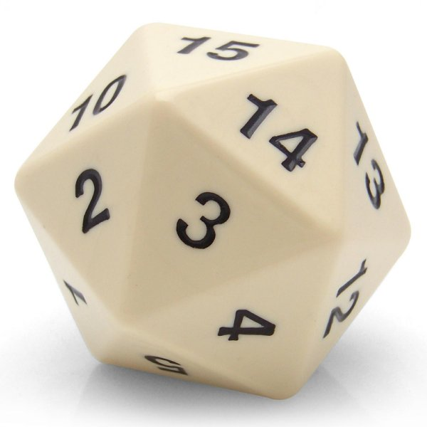 21 sided dice roller