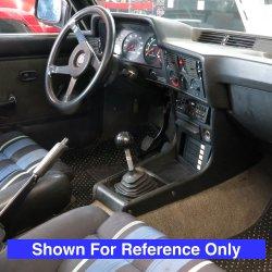 American Shifter 78640 Blue Metal Flake Shift Knob with M16 x 1.5 Insert Red Jurassic Jeep