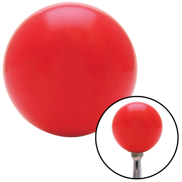 Red Ball 13 American Shifter 30372 Ivory Shift Knob with 16mm x 1.5 Insert