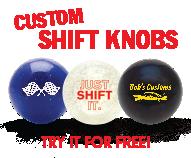 Custom Shift Knobs « American Shifter